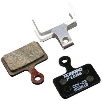 Тормозные колодки Tektro F10BS металлокерамика