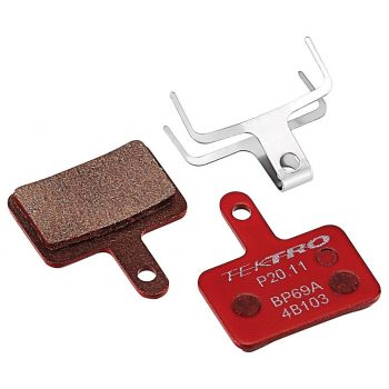 Тормозные колодки Tektro P20.11 металлокерамика