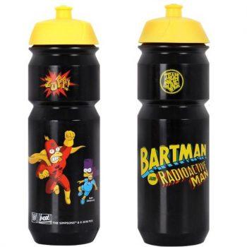 Фляга THE SIMPSONS™ TEAM Bottle Bartman and Radioactive Man