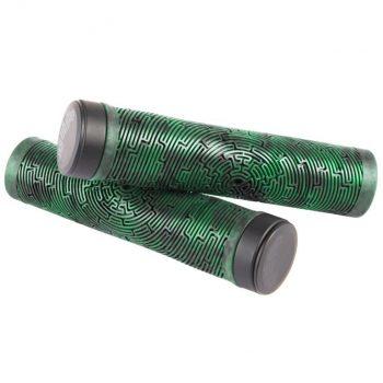 Грипсы Dartmoor Maze scout green DART-A26107
