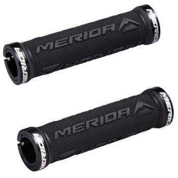 Грипсы Merida Grip Lock-on чёрные