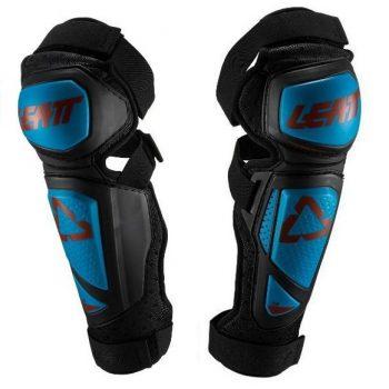 Наколенники Leatt  Knee & Shin Guard 3.0 EXT синие