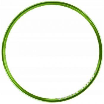 Обод Dartmoor Rider 24″, 36 спиц зеленый анодированный
