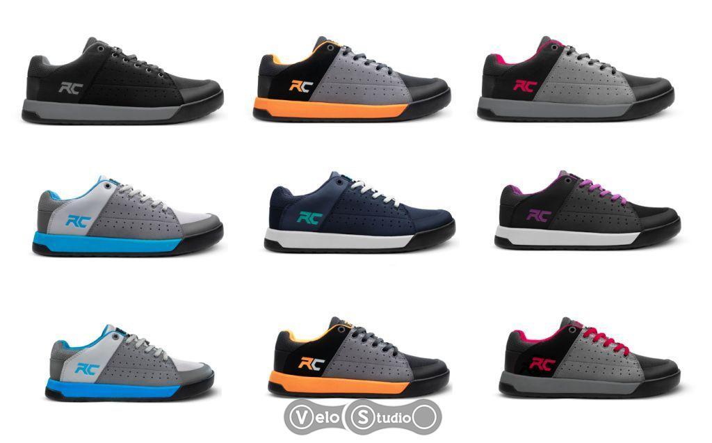 Модели обуви Ride Concepts