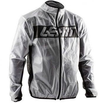 Куртка (дождевик) LEATT Jacket RaceCover Translucent размер M