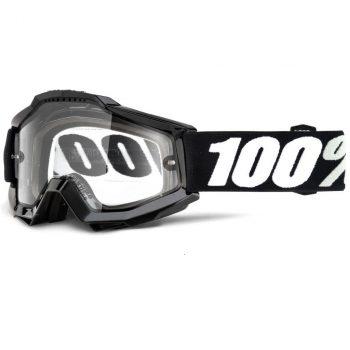 Очки-маска Ride 100% Accuri Enduro Goggle Tornado — Clear Dual Lens