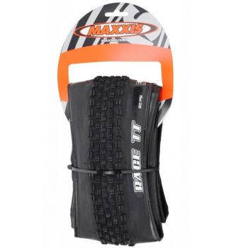 Покрышка Maxxis Race TT 27.5x2.20, складная, 60TPI, EXO/TR