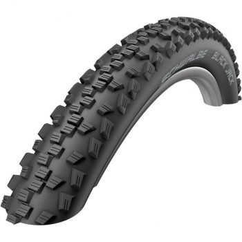 Покрышка Schwalbe Black Jack Active K-Guard Twin 16x1.90