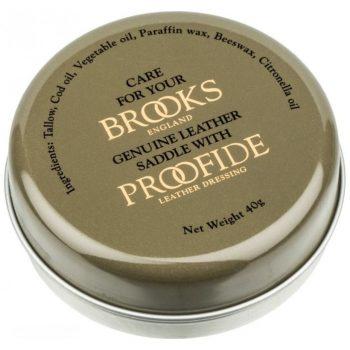 Пропитка седла Brooks Proofide, натуральная, уход за седлом