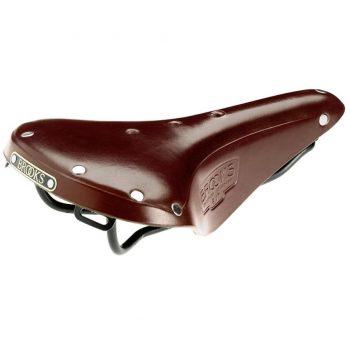 Седло Brooks B17 Standard коричневое, кожа, гарантия 10 лет
