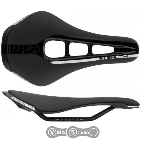Седло PRO Stealth Stainles Saddle