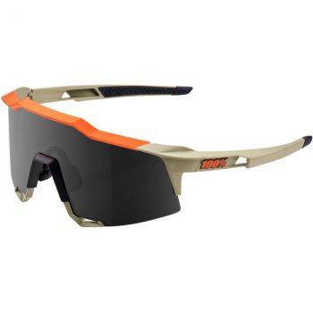 Велосипедные очки Ride 100% Speedcraft — Soft Tact Quicksand — Smoke Lens