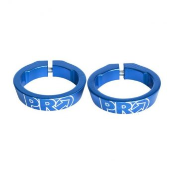 Замок грипс PRO Lock Ring Set синие пара