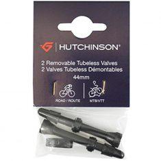 Бескамерный ниппель Hutchinson 44 мм 2 штуки