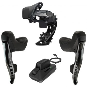 Групсет Sram Force eTap AXS 1X 1×12 скоростей