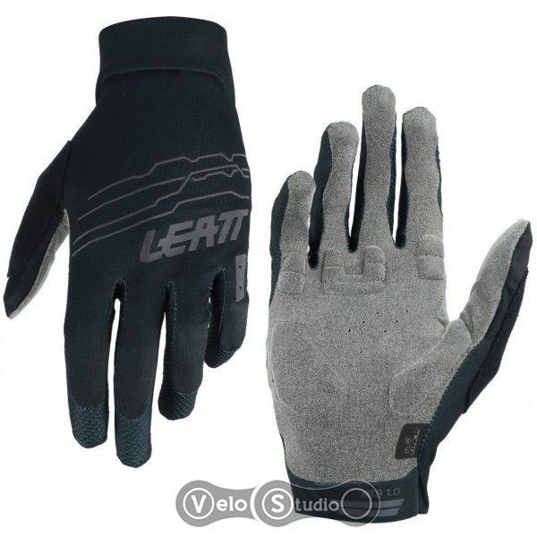 Вело перчатки LEATT Glove MTB 1.0 GripR Black