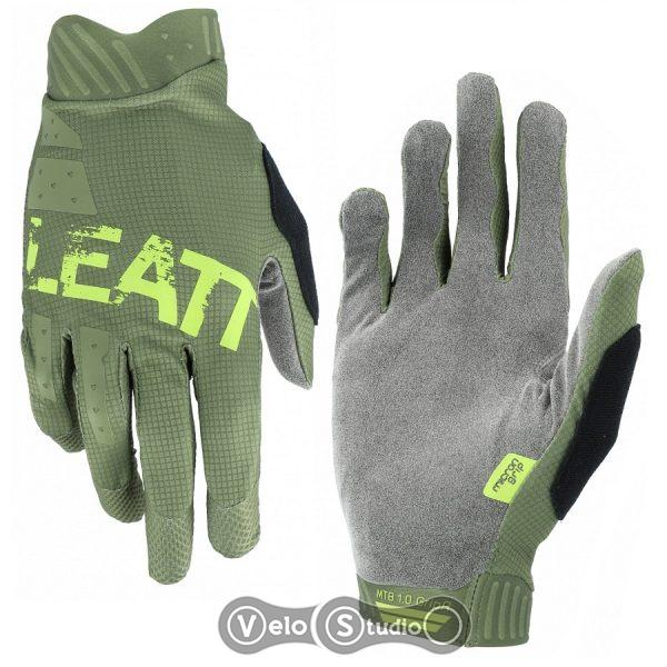 Вело перчатки LEATT Glove MTB 1.0 GripR Cactus