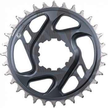 Звезда SRAM X-SYNC 2 32T Direct Mount 6mm Offset Cold Forged Lunar Grey