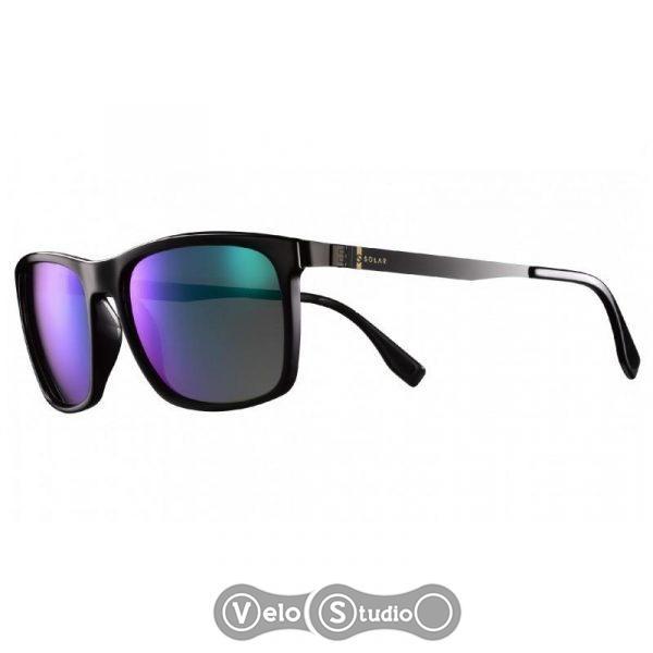 Очки Julbo Solar Gilmour Polarized черные/пурпурные UV