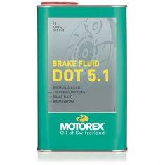 Тормозная жидкость Motorex DOT 5.1