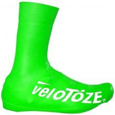 Велобахилы VELOTOZE MTB зелёные размер L