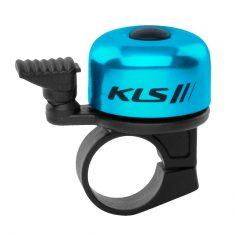 Звонок на руль KLS Bang синий