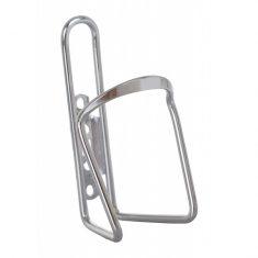 Флягодержатель X17 алюминиевый серебристый