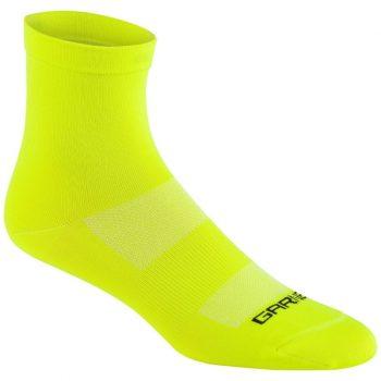 Носки Garneau Conti ярко-желтые S/M