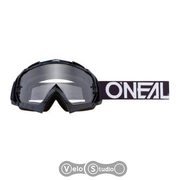 Очки-маска O`NEAL B-10 Goggle Pixel Black White