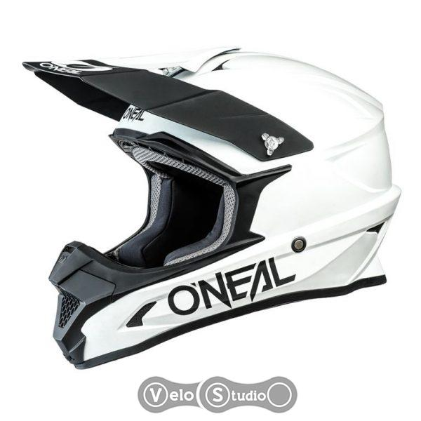 Шлем ONeal 1SRS Helmet Solid White