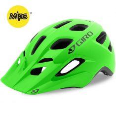 Шлем велосипедный Giro Fixture Mips Bright Green