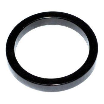 Спейсер X17 AL под вынос 1-1/8″ 5 мм, чёрный