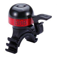 Звонок BBB BBB-16 MiniFit черно-красный