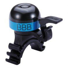 Звонок BBB BBB-16 MiniFit черно-синий маленький вело