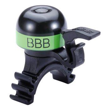 Звонок BBB BBB-16 MiniFit черно-зеленый