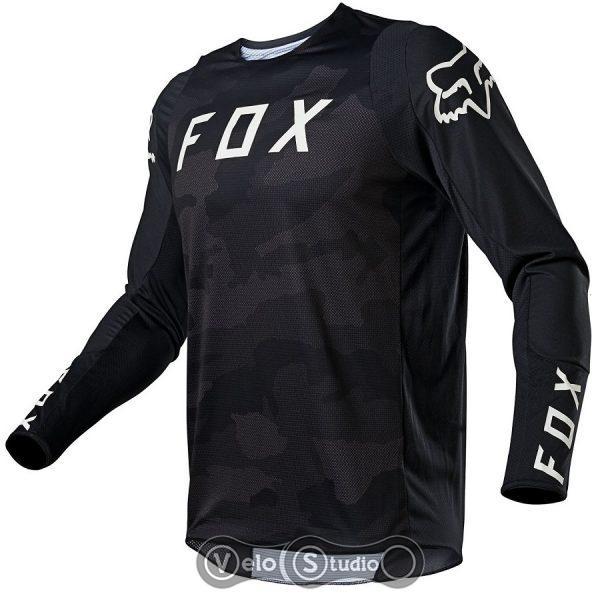 Джерси FOX 360 Speyer Jersey Black