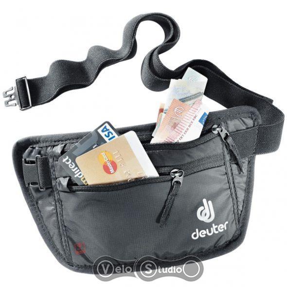 Кошелек Deuter Security Money Belt I RFID BLOCK black