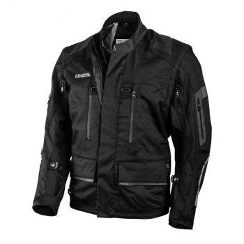 Мото куртка ONeal Baja Racing Enduro Moveo Black