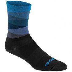 Носки Garneau Conti Long черно-синие S/M