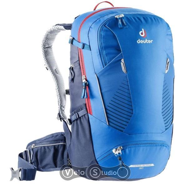 Рюкзак Deuter Trans Alpine 30 голубой с синим