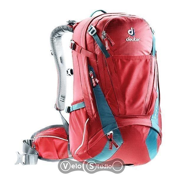Рюкзак Deuter Trans Alpine 30 красный