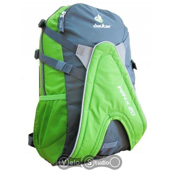 Рюкзак Deuter Winx 20 зеленый с серым