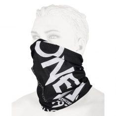 Утеплитель шеи O'Neal Neckwarmer Covert Black White
