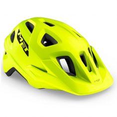 Вело шлем MET Echo Lime Green Matt