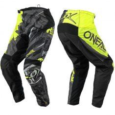 Вело штаны ONeal Element Pants Ride Black Yellow