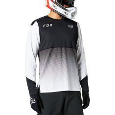 Джерси FOX Flexair Jersey Black/White размер M