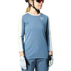 Джерси FOX Ranger DR 3/4 Jersey Womens Matte Blue M