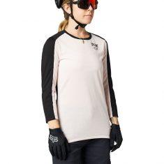 Джерси FOX Ranger DR 3/4 Jersey Womens Pale Pink S