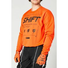Джерси SHIFT White Label Bliss Jersey Orange размер M