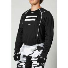 Джерси SHIFT White Label G.I. FRO Jersey Black размер M